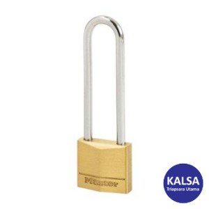 Master Lock 130EURDLJ Solid Brass Padlocks 30 mm Long Shackle