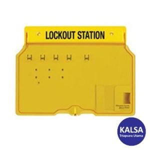 Master Lock 1482B Empty Padlock Stations