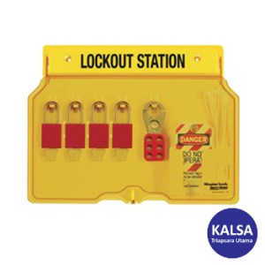 Master Lock 1482BP1106 Padlock Stations