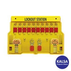Master Lock 1483BP1106 Padlock Station