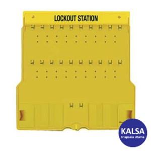 Master Lock 1484B Empty Padlock Stations