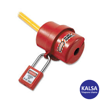 Distributor Master Lock 488 Electrical Plug, Distributor LOTO 488 Electrical Plug Master Lock