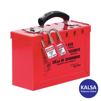 Distributor Master Lock 498A Group Lock Out Boxes, Jual Master Lock 498A Group Lock Out Boxes, Distributor LOTO 498A Group Lock Out Boxes, Jual LOTO 498A Group Lock Out Boxes