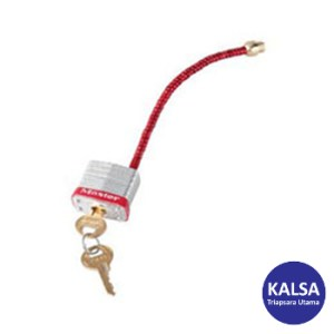 Master Lock 7KAC5RED Circuit Breaker Switch Padlock