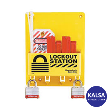 Distributor Master Lock S1720E3 Compact Lock Out Stations, Jual Master Lock S1720E3 Compact Lock Out Stations, Distributor LOTO S1720E3 Compact Lock Out Stations, Jual LOTO S1720E3 Compact Lock Out Stations