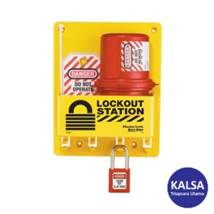 Master Lock S1745E410 Compact Lock Out Stations