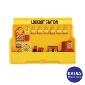 Master Lock S1850E3 Lock Out Stations