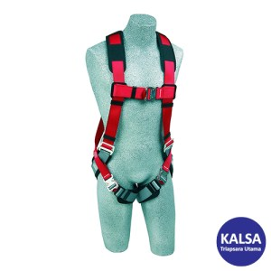 Protecta Pro 1191254 Extra Large Vest Style Harness with Comfort Padding