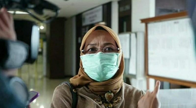Kepala Dinas Kesehatan Kaltim, dr Padilah Mante Runa