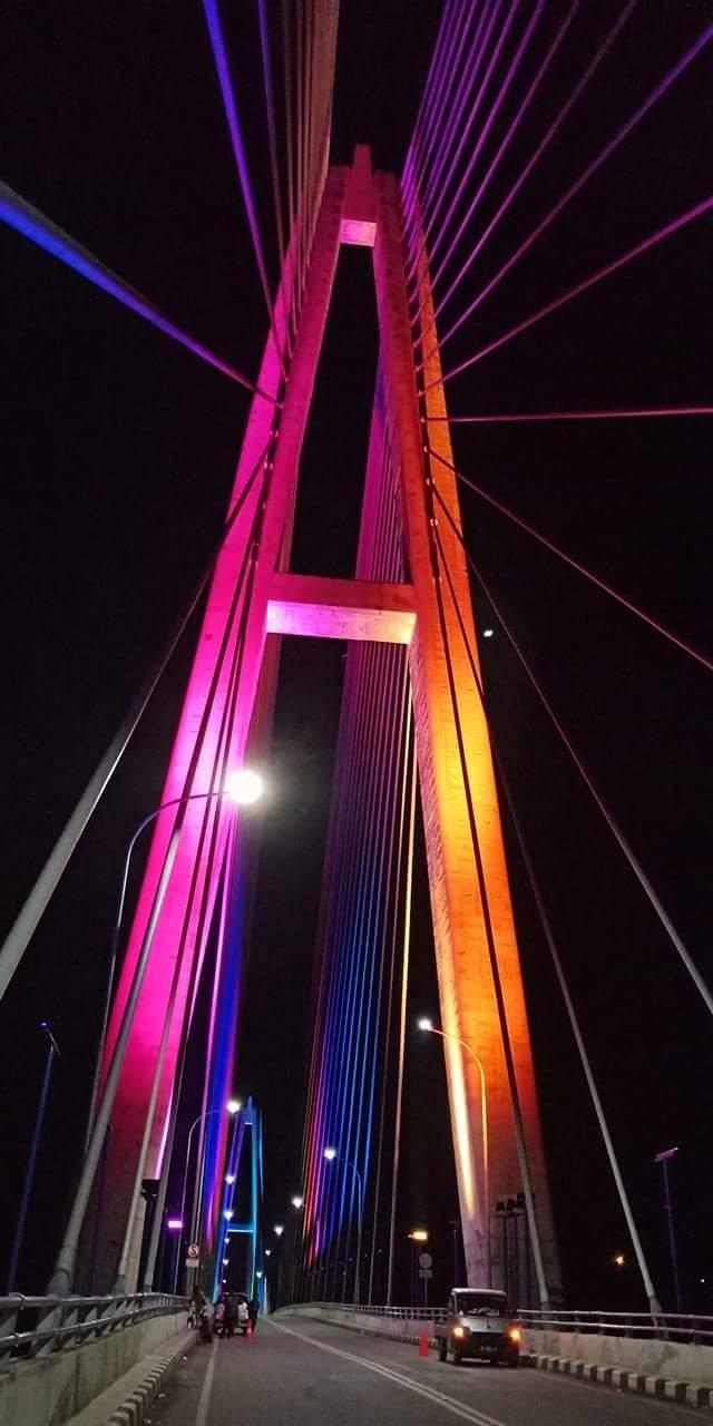 Jembatan Mahkota II/skyscrapercity.com