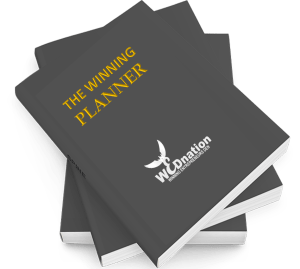 The Winning Planner Various Colours