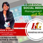 K-Web Social Designs, Digital Marketing And SEO experts