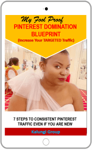 Pinterest Domination Blueprint - FREE