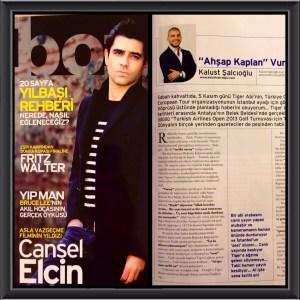 Aralık 2013 - Boxer Dergi