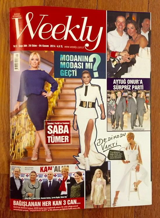 BURSA Weekly 001