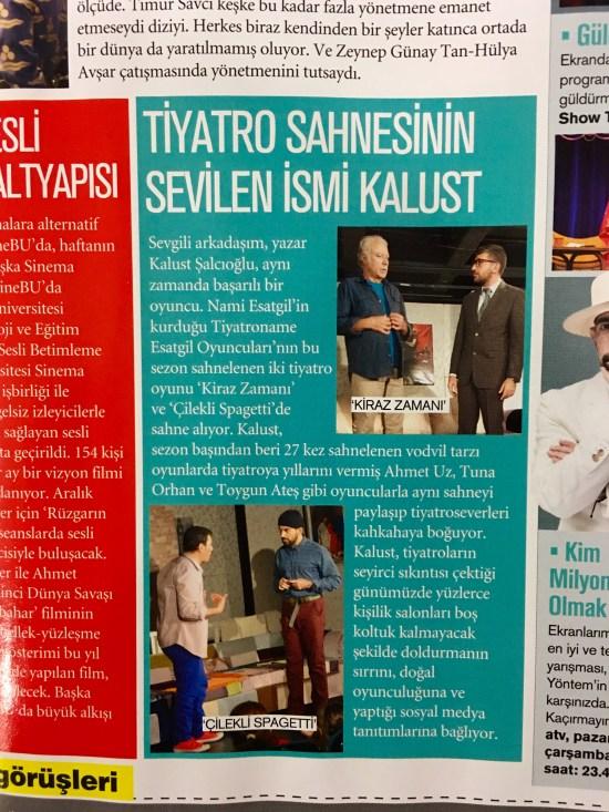 HAFTA SONU DERGİ - 03