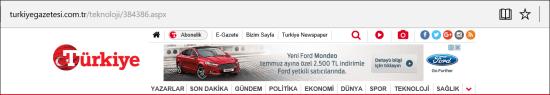 08.07.2016 - Türkiye Gazetesi 01