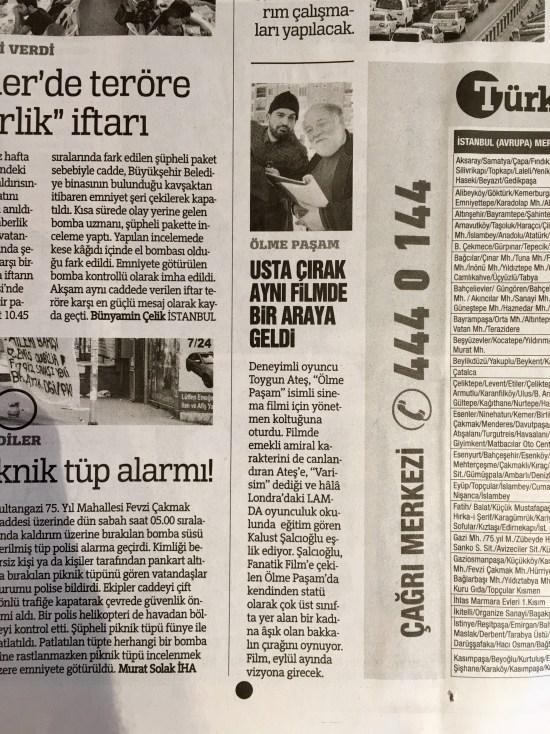 14.06.2016 - Türkiye Gazetesi 02