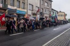 Uroczystości 228. rocznicy uchwalenia Konstytucji 3 Maja w Kalwarii Zebrzydowskiej - 3 maja 2019 r. fot. Andrzej Famielec, Kalwaria 24 IMGP7753