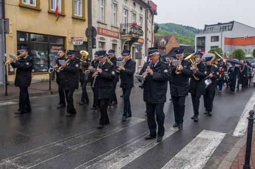 Uroczystości 228. rocznicy uchwalenia Konstytucji 3 Maja w Kalwarii Zebrzydowskiej - 3 maja 2019 r. fot. Andrzej Famielec, Kalwaria 24 IMGP7768