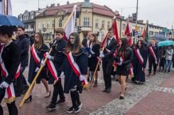 Uroczystości 228. rocznicy uchwalenia Konstytucji 3 Maja w Kalwarii Zebrzydowskiej - 3 maja 2019 r. fot. Andrzej Famielec, Kalwaria 24 IMGP7786