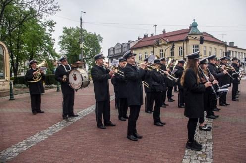 Uroczystości 228. rocznicy uchwalenia Konstytucji 3 Maja w Kalwarii Zebrzydowskiej - 3 maja 2019 r. fot. Andrzej Famielec, Kalwaria 24 IMGP7806