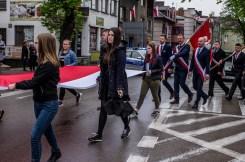 Uroczystości 228. rocznicy uchwalenia Konstytucji 3 Maja w Kalwarii Zebrzydowskiej - 3 maja 2019 r. fot. Andrzej Famielec, Kalwaria 24 IMGP7822
