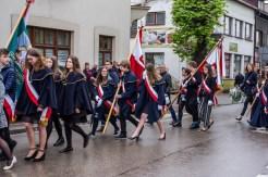 Uroczystości 228. rocznicy uchwalenia Konstytucji 3 Maja w Kalwarii Zebrzydowskiej - 3 maja 2019 r. fot. Andrzej Famielec, Kalwaria 24 IMGP7826