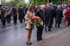 Uroczystości 228. rocznicy uchwalenia Konstytucji 3 Maja w Kalwarii Zebrzydowskiej - 3 maja 2019 r. fot. Andrzej Famielec, Kalwaria 24 IMGP7870