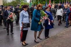 Uroczystości 228. rocznicy uchwalenia Konstytucji 3 Maja w Kalwarii Zebrzydowskiej - 3 maja 2019 r. fot. Andrzej Famielec, Kalwaria 24 IMGP7875