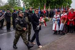 Uroczystości 228. rocznicy uchwalenia Konstytucji 3 Maja w Kalwarii Zebrzydowskiej - 3 maja 2019 r. fot. Andrzej Famielec, Kalwaria 24 IMGP7894