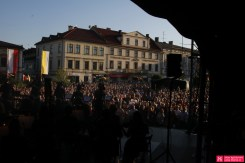 """Oratorium Piotra Rubika """"Tu es Petrus"""" na Wadowickim Rynku - 20 maja 2018 r."""