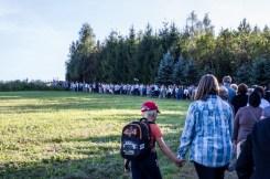 Coroczna Pielgrzymka na Kamionkę pod stary Krzyż Misyjny - Barwałd Dolny - 16.09.2018 r. - fot. Andrzej Famielec IMGP0709