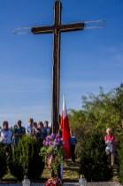 Coroczna Pielgrzymka na Kamionkę pod stary Krzyż Misyjny - Barwałd Dolny - 16.09.2018 r. - fot. Andrzej Famielec IMGP0721