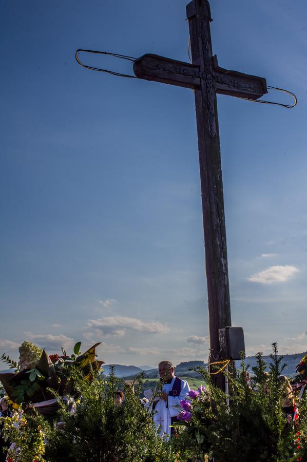 Coroczna Pielgrzymka na Kamionkę pod stary Krzyż Misyjny - Barwałd Dolny - 16.09.2018 r. - fot. Andrzej Famielec IMGP0729