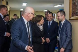 Wizyta Minister Jadwigi Emilewicz w KEN - 21 marca 2019 r. Kalwaria Zebrzydowska - fot. Andrzej Famielec IMGP4482