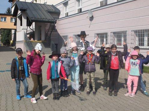 Zuchowy biwak wiosenny ZHP - 29-30 marca 2019 r. - fot. Hufiec Ziemi Wadowickiej ZHP