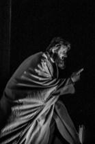 Misterium Męki Pańskiej w Kalwarii Zebrzydowskiej 2019 - Wielka Środa - Uczta u Szymona i Zdrada Judasza - 17 kwietnia 2019 r. fot. Andrzej Famielec, Kalwaria 24 IMGP5965
