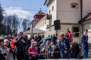 Misterium Męki Pańskiej w Kalwarii Zebrzydowskiej 2019 - Wielka Czwartek - 17 kwietnia 2019 r. fot. Andrzej Famielec, Kalwaria 24 IMGP6212