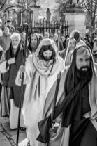 Misterium Męki Pańskiej w Kalwarii Zebrzydowskiej 2019 - Wielka Czwartek - 17 kwietnia 2019 r. fot. Andrzej Famielec, Kalwaria 24 IMGP6487