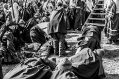 Misterium Męki Pańskiej w Kalwarii Zebrzydowskiej 2019 - Wielka Czwartek - 17 kwietnia 2019 r. fot. Andrzej Famielec, Kalwaria 24 IMGP6559