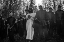 Misterium Męki Pańskiej w Kalwarii Zebrzydowskiej 2019 -Wielki Piątek - 19 kwietnia 2019 r. fot. Andrzej Famielec, Kalwaria 24 IMGP6996