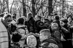 Misterium Męki Pańskiej w Kalwarii Zebrzydowskiej 2019 -Wielki Piątek - 19 kwietnia 2019 r. fot. Andrzej Famielec, Kalwaria 24 IMGP7057