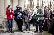 Misterium Męki Pańskiej w Kalwarii Zebrzydowskiej 2019 -Wielki Piątek - 19 kwietnia 2019 r. fot. Andrzej Famielec, Kalwaria 24 IMGP7083