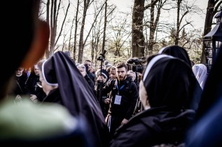 Misterium Męki Pańskiej w Kalwarii Zebrzydowskiej 2019 -Wielki Piątek - 19 kwietnia 2019 r. fot. Andrzej Famielec, Kalwaria 24 IMGP7103