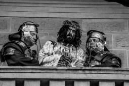 Misterium Męki Pańskiej w Kalwarii Zebrzydowskiej 2019 -Wielki Piątek - 19 kwietnia 2019 r. fot. Andrzej Famielec, Kalwaria 24 IMGP7152