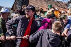 Misterium Męki Pańskiej w Kalwarii Zebrzydowskiej 2019 -Wielki Piątek - 19 kwietnia 2019 r. fot. Andrzej Famielec, Kalwaria 24 IMGP7283