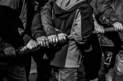 Misterium Męki Pańskiej w Kalwarii Zebrzydowskiej 2019 -Wielki Piątek - 19 kwietnia 2019 r. fot. Andrzej Famielec, Kalwaria 24 IMGP7285