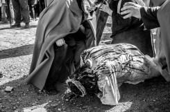 Misterium Męki Pańskiej w Kalwarii Zebrzydowskiej 2019 -Wielki Piątek - 19 kwietnia 2019 r. fot. Andrzej Famielec, Kalwaria 24 IMGP7290