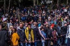 Misterium Męki Pańskiej w Kalwarii Zebrzydowskiej 2019 -Wielki Piątek - 19 kwietnia 2019 r. fot. Andrzej Famielec, Kalwaria 24 IMGP7335